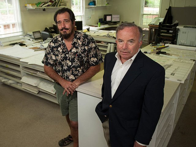 Adam Cohen and Steven Strauss of Structures.