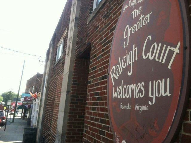 Raleigh Court