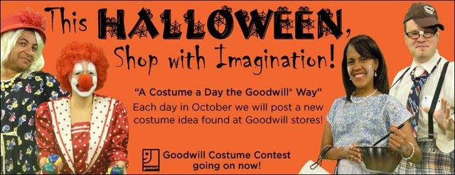 Goodwill Halloween