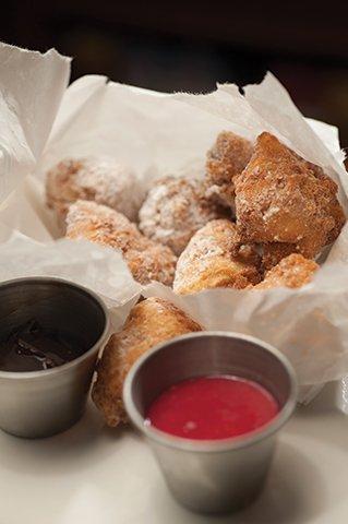 Doughnuts at Billy's