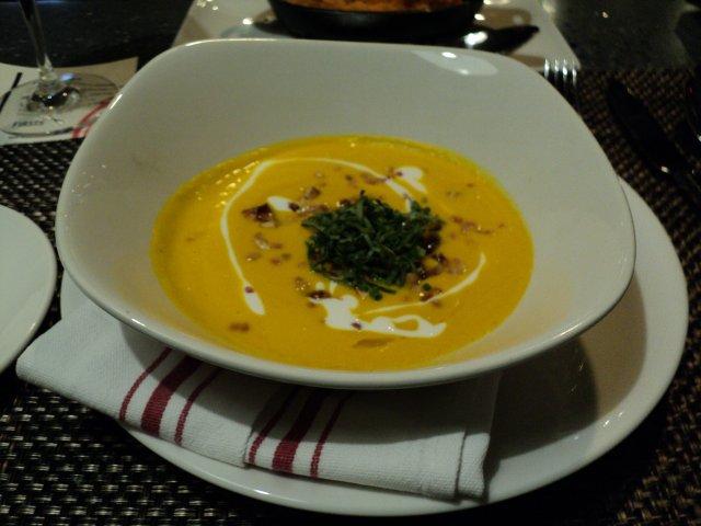 R&R Squash Soup