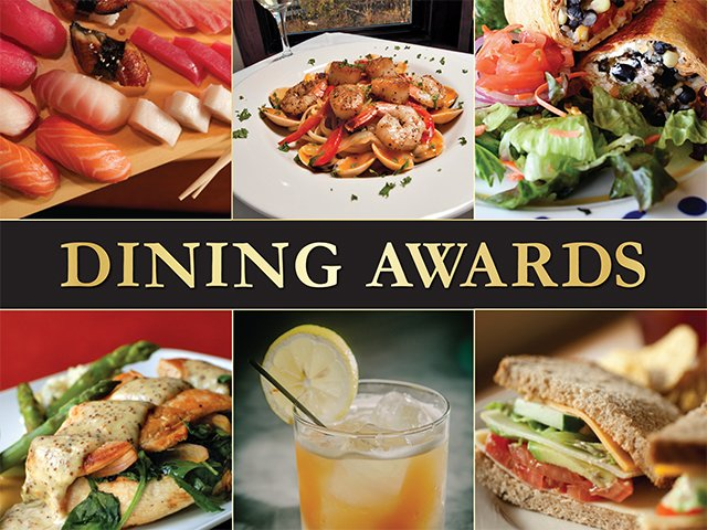 Dining Awards 2012
