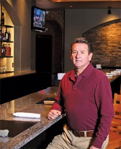 Shakers Manager/Chef Bob Plunket