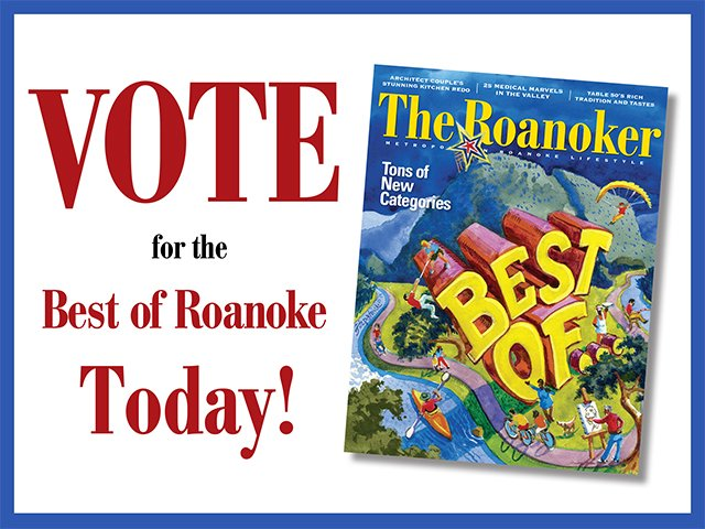 Vote for the Best of Roanoke 2013!