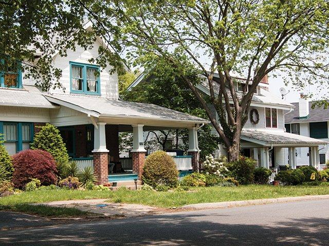 Roanoke Neighborhoods