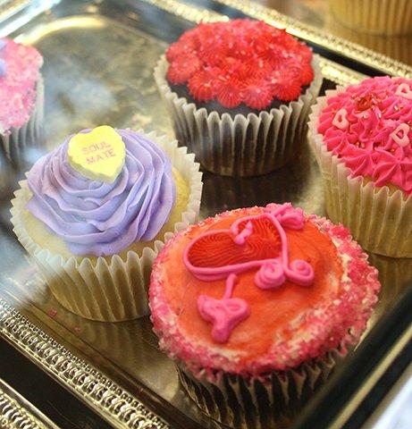 The Cupcake Case at Viva La Cupcake