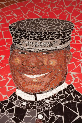 Market Art Mosaic