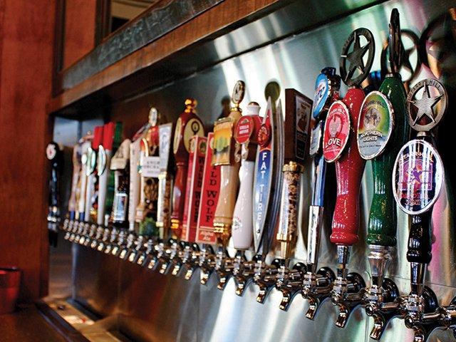 Wasena City Tap Room Beer Menu