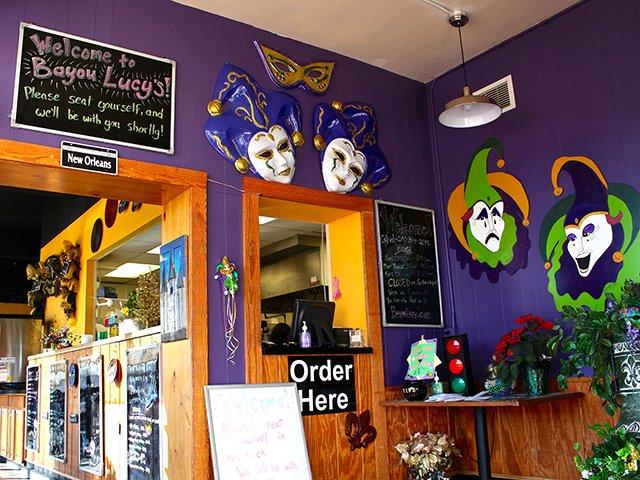 Bayou Lucy's