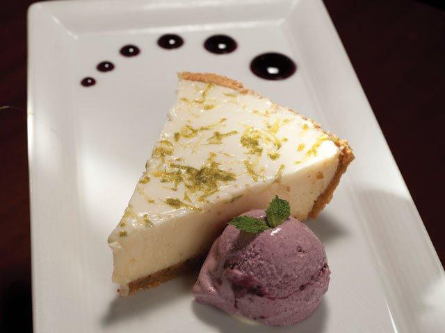 Cheesecake at 202 Market