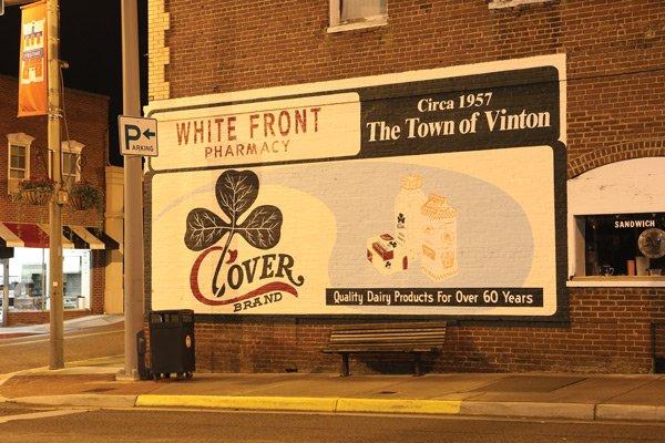 Clover Sign