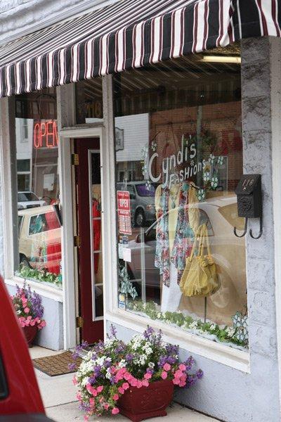 Cyndi's Store Front