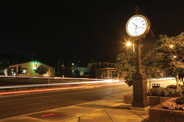 Vinton Clock