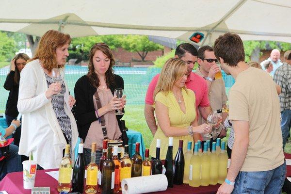 Vinton Wine Festival