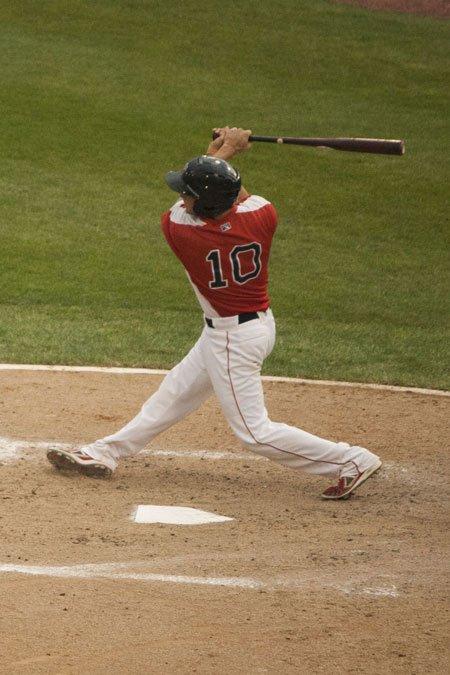 Salem Sox Batter
