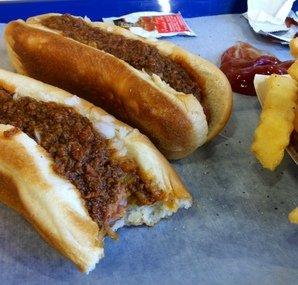 Weiner Stand Hot Dog