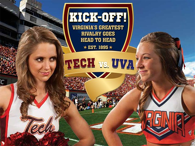 Battle for the Commonwealth Cup: Hokies Win 10th Straight Over Rival UVA!