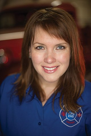 Tiffany Bradbury, Roanoke City Fire-EMS Public Information Officer