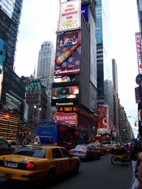 Times Square Cabs