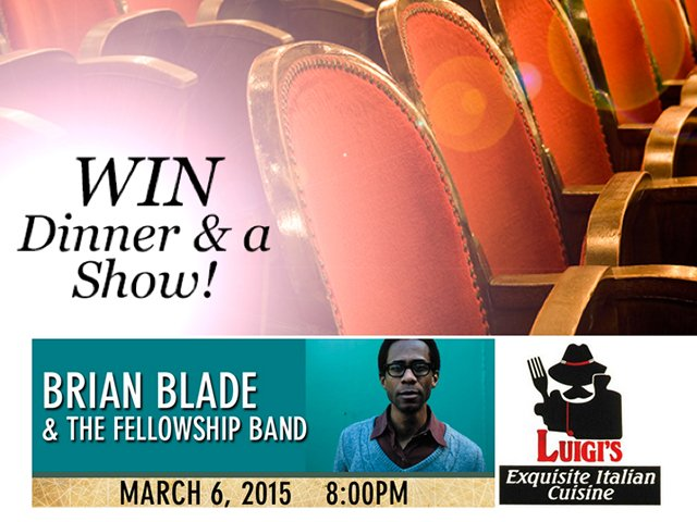 Dinner and a Show Giveaway: Brian Blade and the Fellowship Band