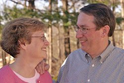 Maryellen and Bob Goodlatte