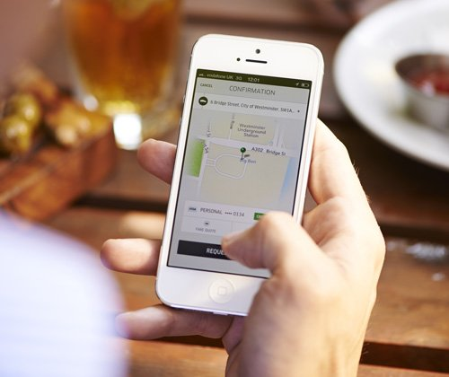 Uber! New Way to Ride - TheRoanoker com