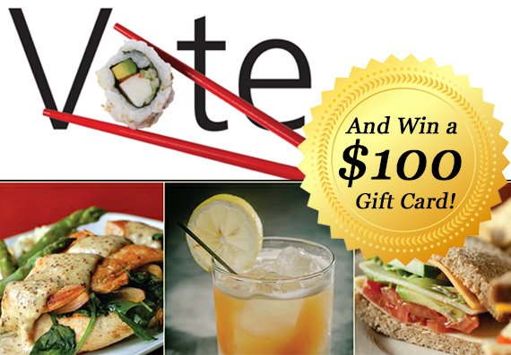 Vote For Your Favorite Restaurants Today!