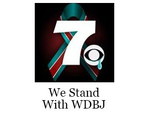 We Stand With WDBJ