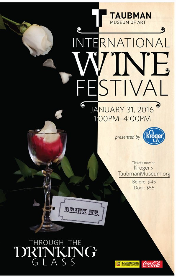 Taubman Museum Of Art International Wine Festival