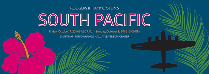 South Pacific Banner