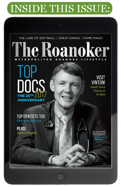 Click to view our current issue!