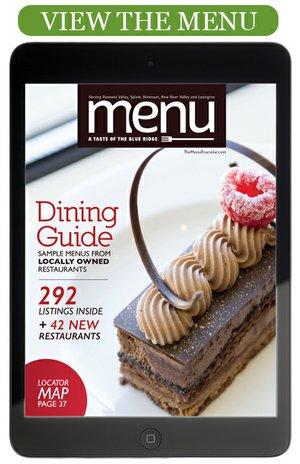 the menu dining restaurant guide the roanoker magazine