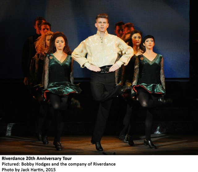Bobby-Hodges-and-the-company-in-RIVERDANCE-20th-ANNIVERSARY-TOUR-photo-by-Jack-Hartin,-2015.jpg