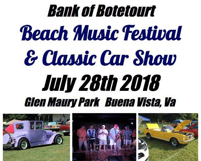 Free Ticket Giveaway Beach Music Festival Classic Car Show - Virginia beach car show 2018