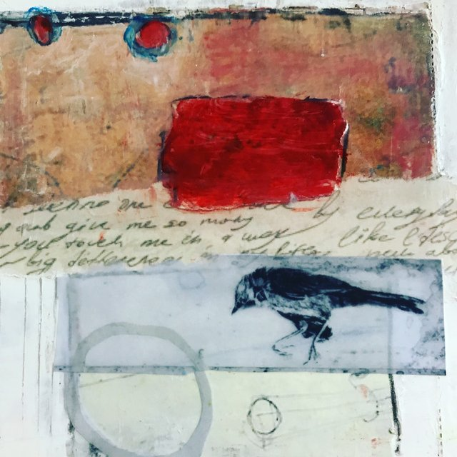 Louthian-Stanley_Searching for the Ring_mixed media _18. x 24.jpeg