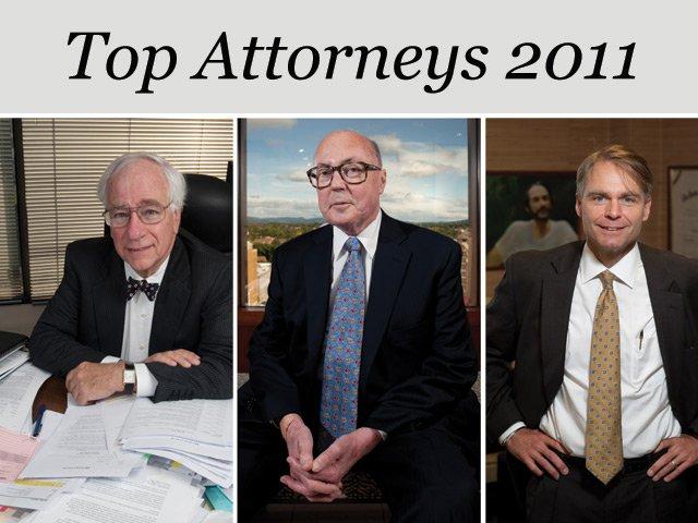 Top Attorneys 2011
