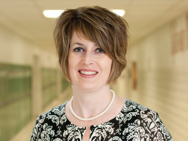 Janet Womack, Lord Botetourt High School principal