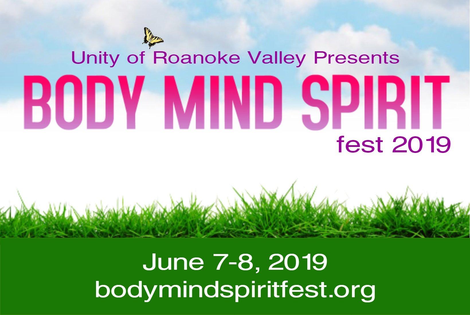 Body Mind Spirit Fest 2019 - TheRoanoker com