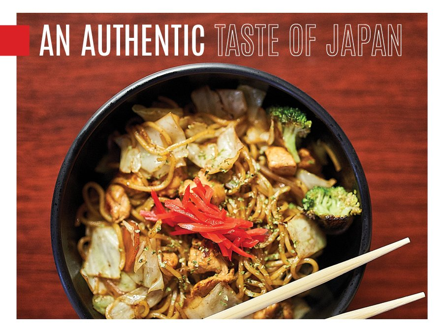 An Authentic Taste Of Japan Theroanoker Com