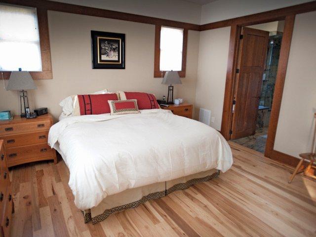 Fry Home Master Bedroom