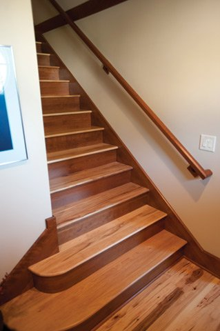 Fry Home Stairs