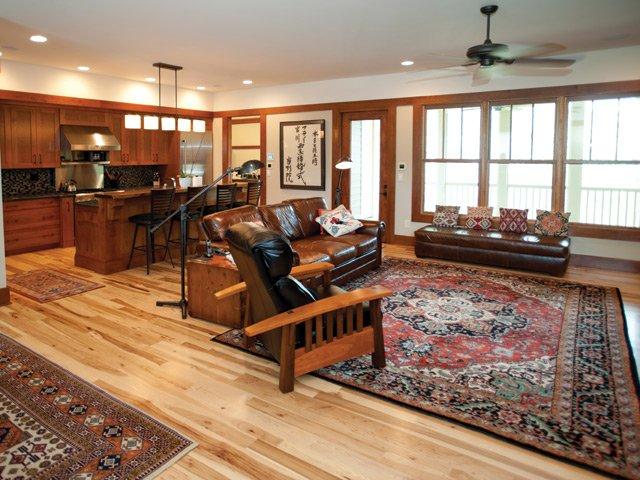Fry Home Living Room II