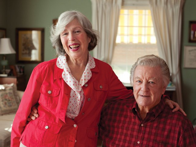 Don and Ann Fink