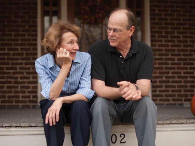 Susan Koch and Jim Huizenga
