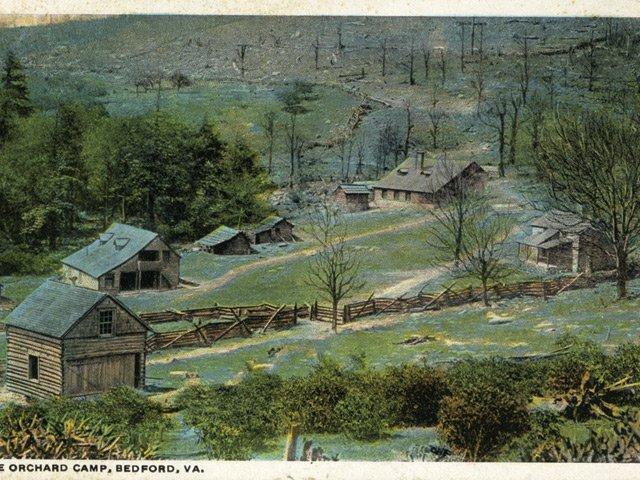Welch Postcard