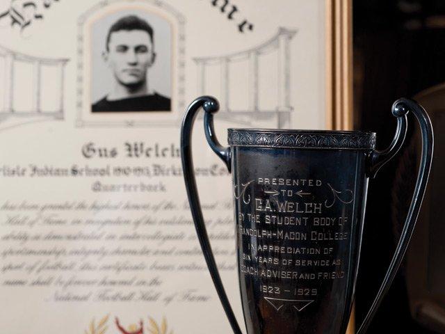 Gus Welch Trophy