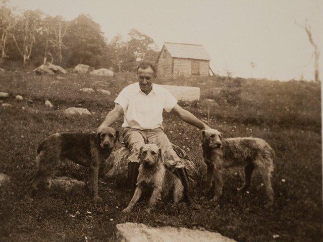 Gus Welch, Animals