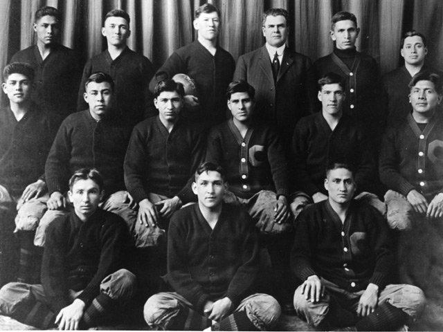 Welch's 1912 Team