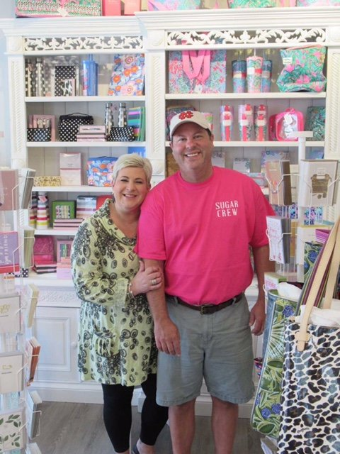 Sugar Magnolia owners Michelle and Tom Raub.JPG