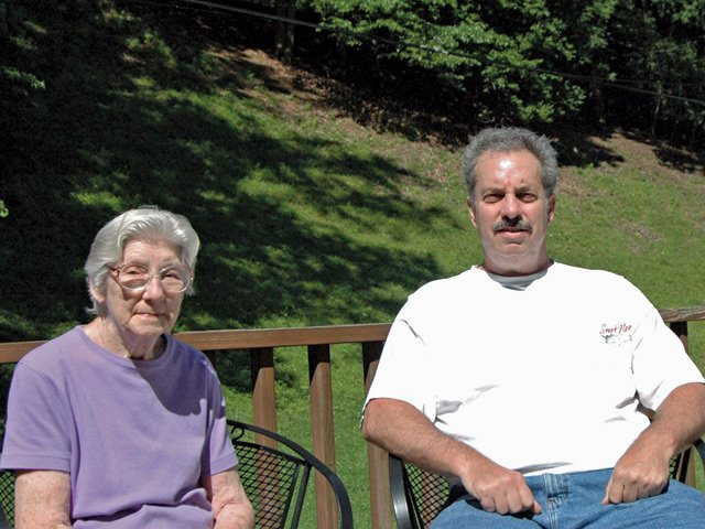 Elizabeth and Paul McGee
